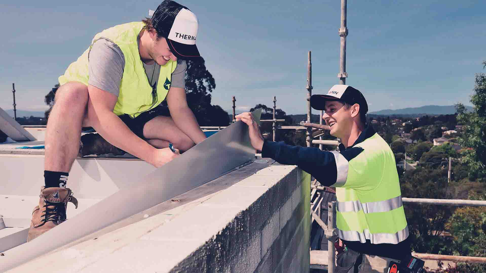 roof replacement Melbourne